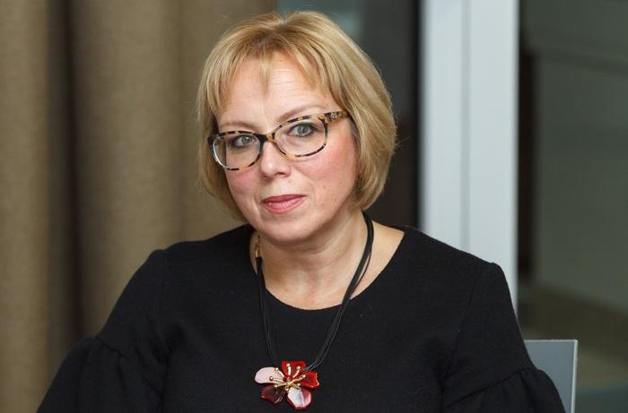 Людмила Колдунова (Комитет потруду изанятости населения Санкт-Петербурга)