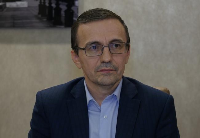 Эмиль Минасов (Министерство сельского хозяйства иперерабатывающей промышленности Краснодарского края)