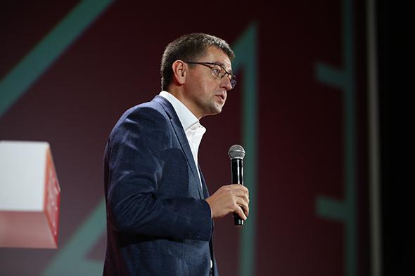 Генеральный директор Mediascope Руслан Тагиев