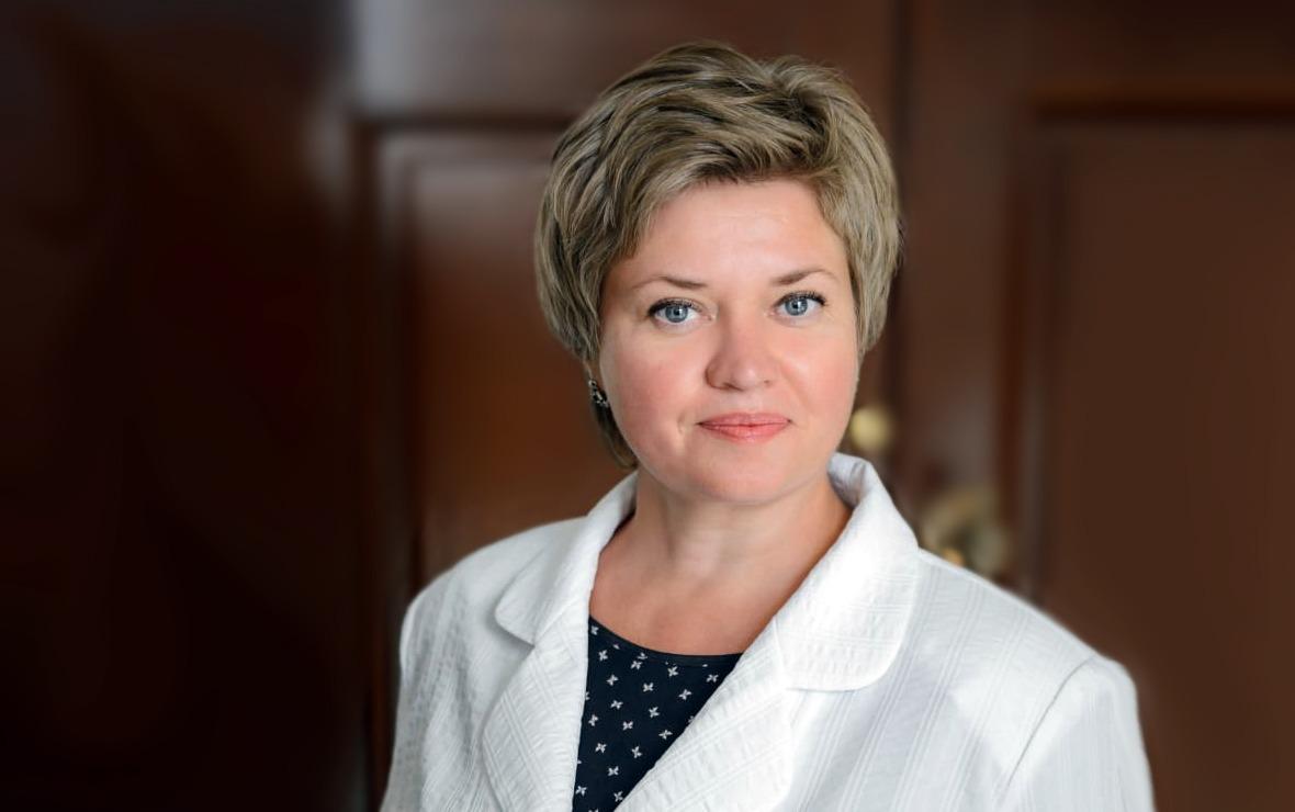 Наталья Ветер (Фото: пресс-служба  департамента природных ресурсов и экологии Воронежской области)