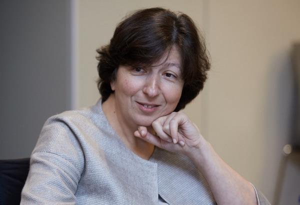 Виктория Шамликашвили (Indigo St.Petersburg-Tchaikovskogo)