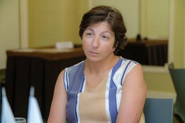 Виктория Шамликашвили (Hotel IndigoSt. Petersburg Tchaikovskogo)