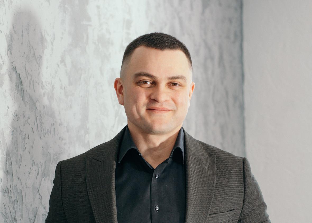 депутат городской Думы Томска отпартии «Новые люди» Александр Цин-Дэ-Шань