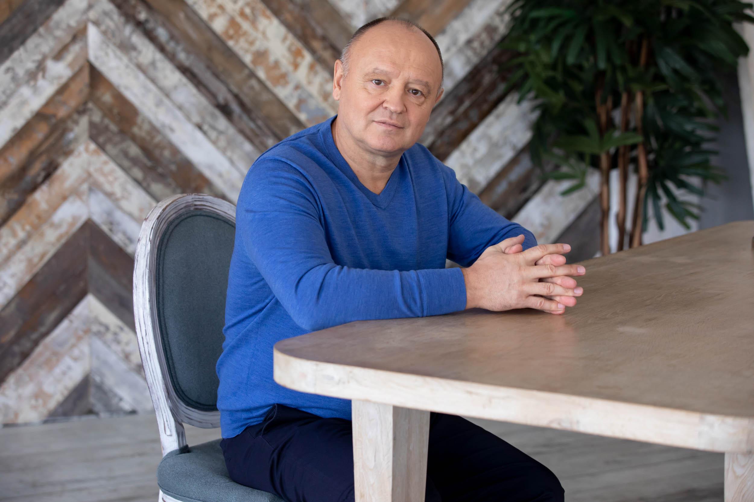 Юрий Синельник