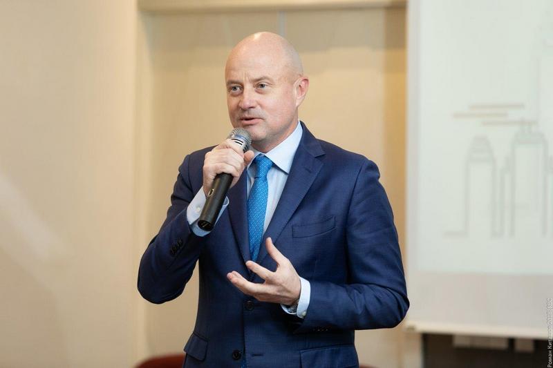 Борис Латкин, генеральный директор Rocket Group