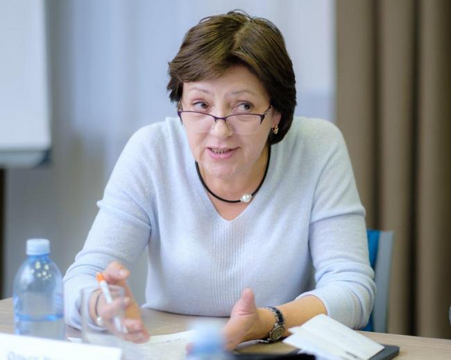 Ольга Ушакова (ЦНТИ Прогресс)