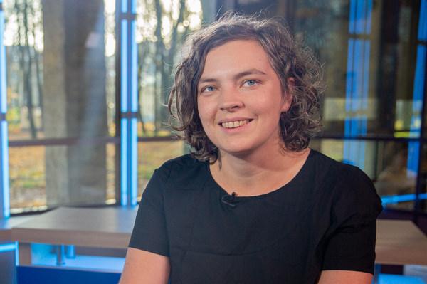 Яна Голубева (проектное бюро MLA+, Институт дизайна иурбанистики ИТМО)