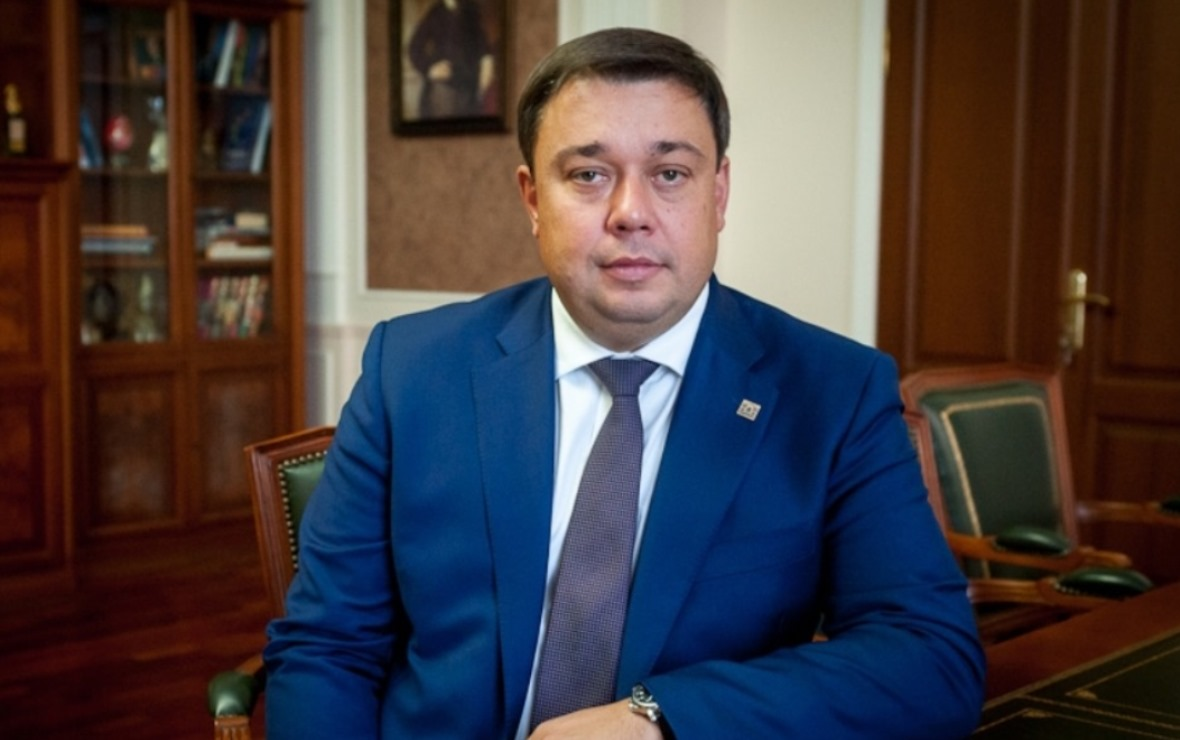 Владимир Стромов (Фото: пресс-служба ТГУ имени Г.Р. Державина)
