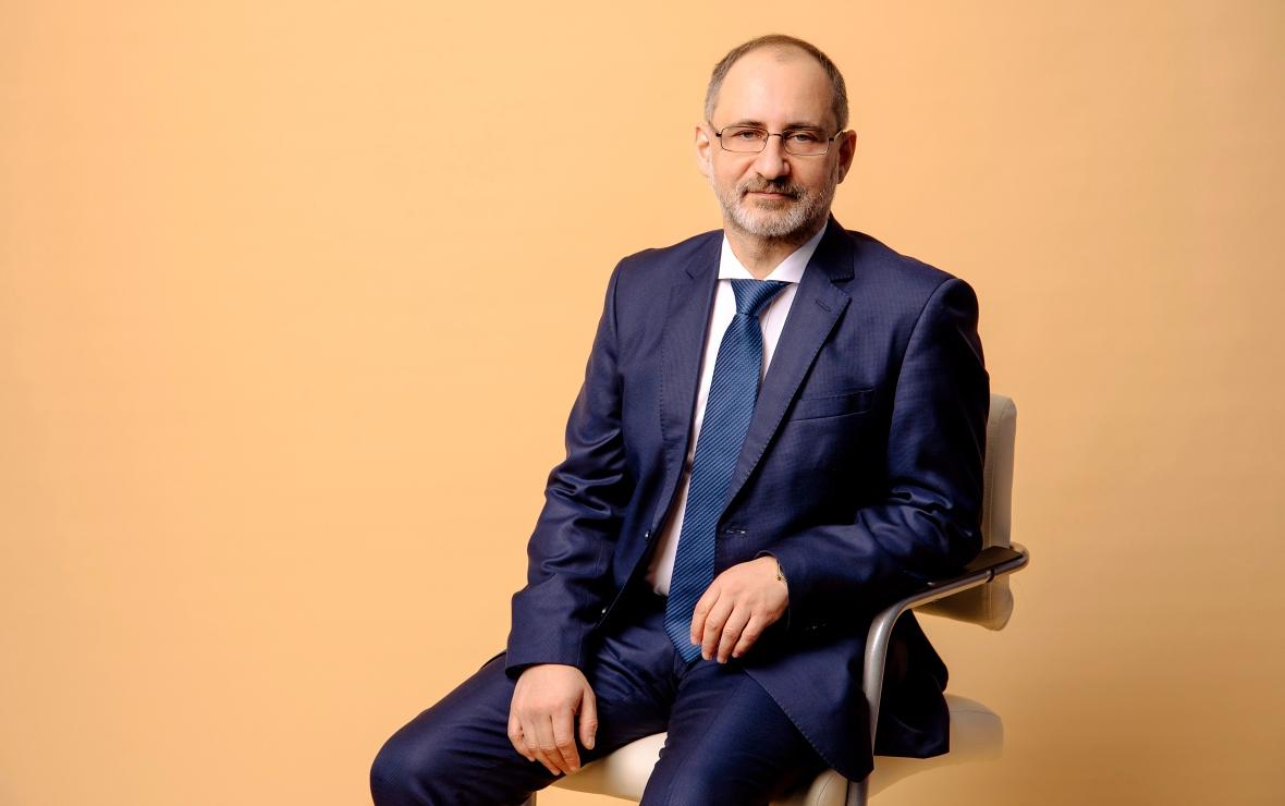 Олег Подобрянский (Фото: пресс-служба ПАО «Пигмент»)
