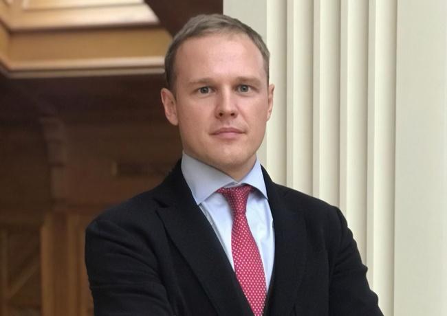 Андрей Мацарин (Комитет поразвитию туризма Санкт-Петербурга)