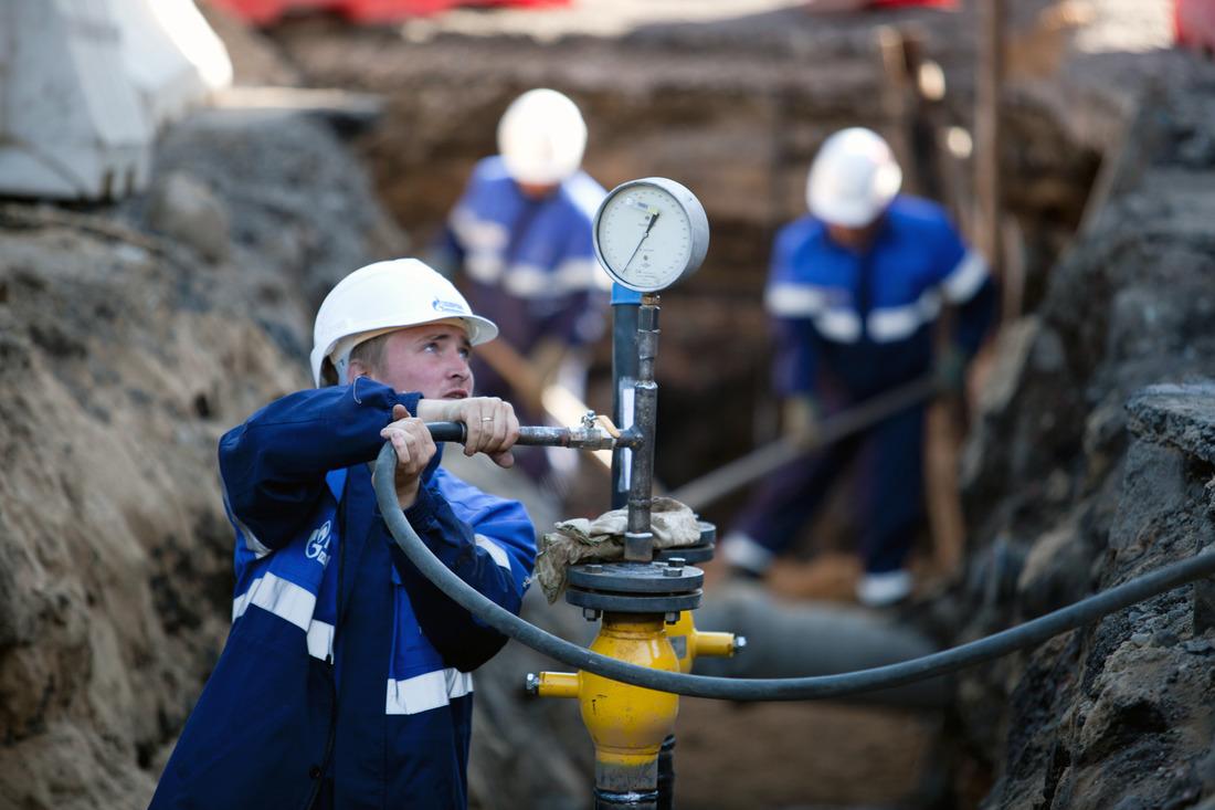 Фото: ООО «Газпром межрегионгаз»