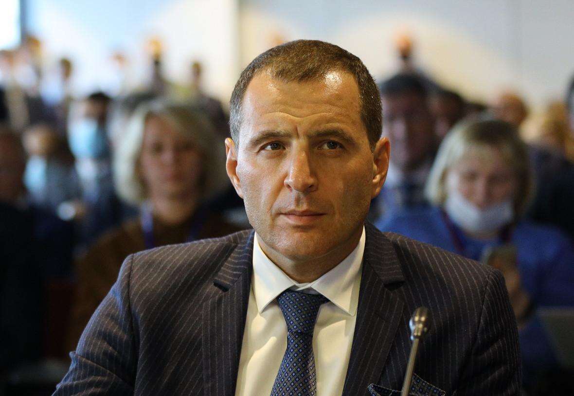 Фото: Петербургский международный газовый форум