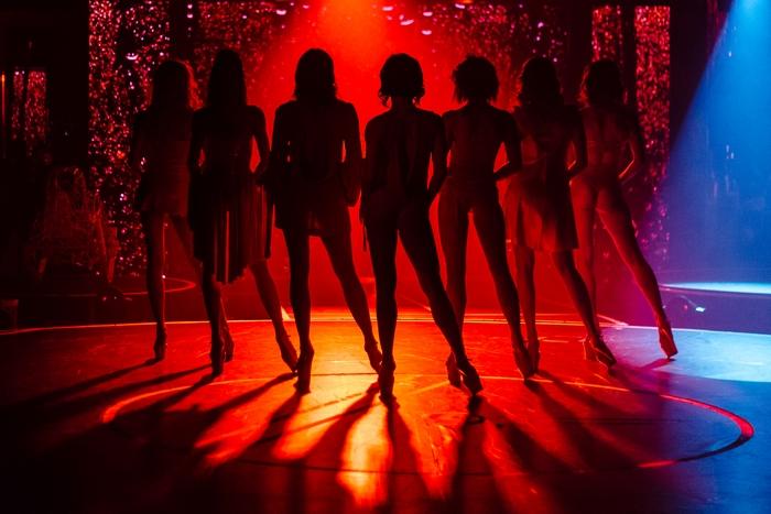 Шоу «Lovesick» (Фото: Ленинград Центр)