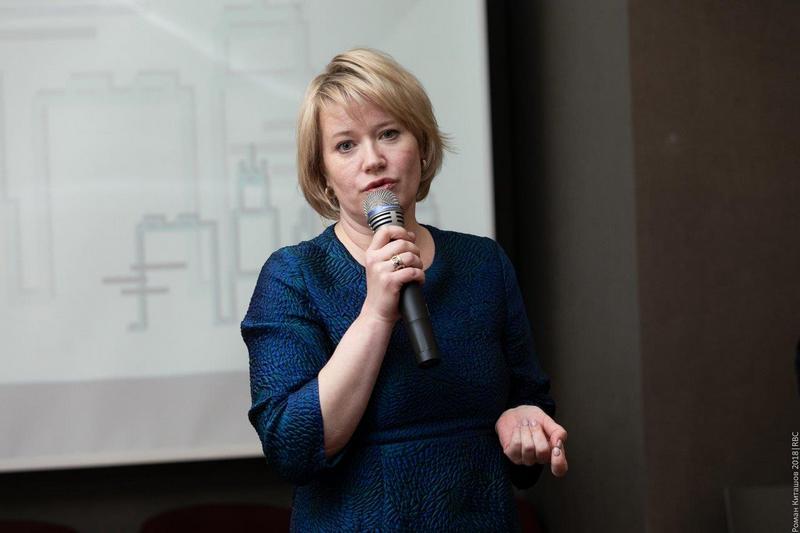 Елена Бодрова, исполнительный директор НП «Российская гильдия управляющих и девелоперов»