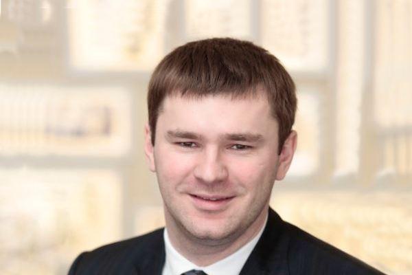 Денис Колов, Росбанк вСанкт-Петербурге