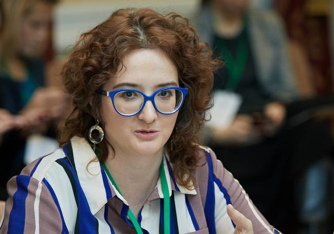 Галина Тибилова (СПб ГУП «СПб ИАЦ»)