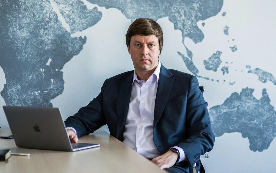 Основатель и генеральный директор компании Сергей Климов