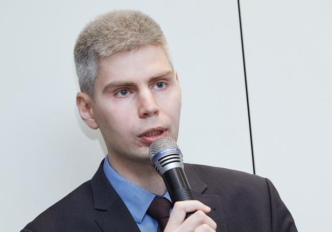 Алексей Маркачев (ГК ЦРТ)