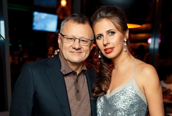 Олег и Анна Бариновы