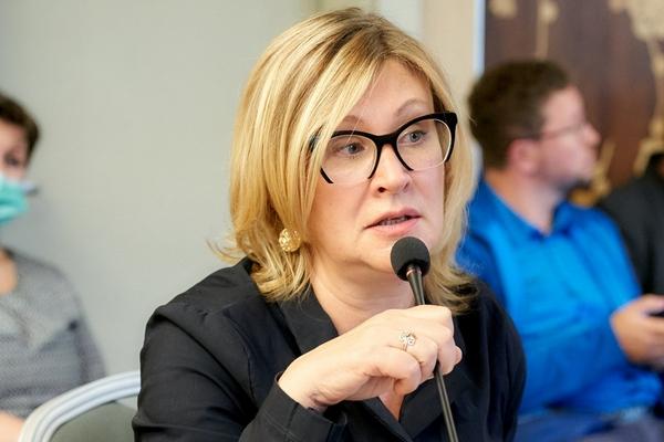 Евгения Фалькова (ГКDanone вРоссии)