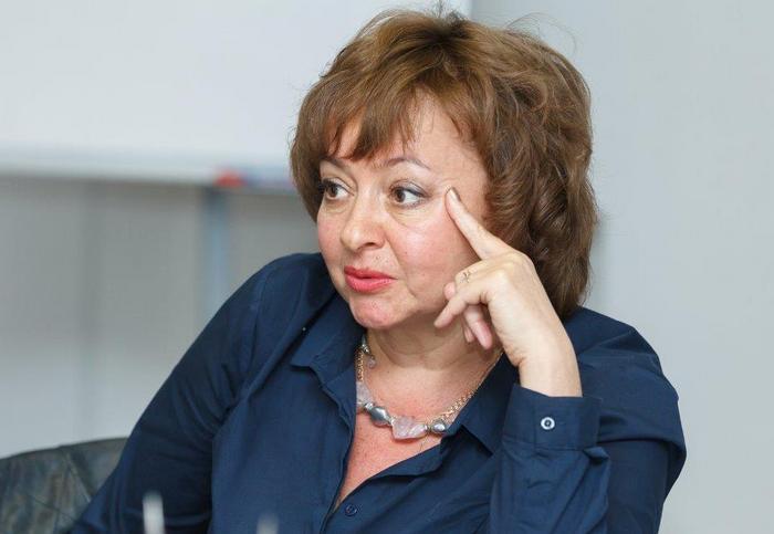 Ирина Чернявская (АО «Северо-Западное ПГО» Росгеологии)