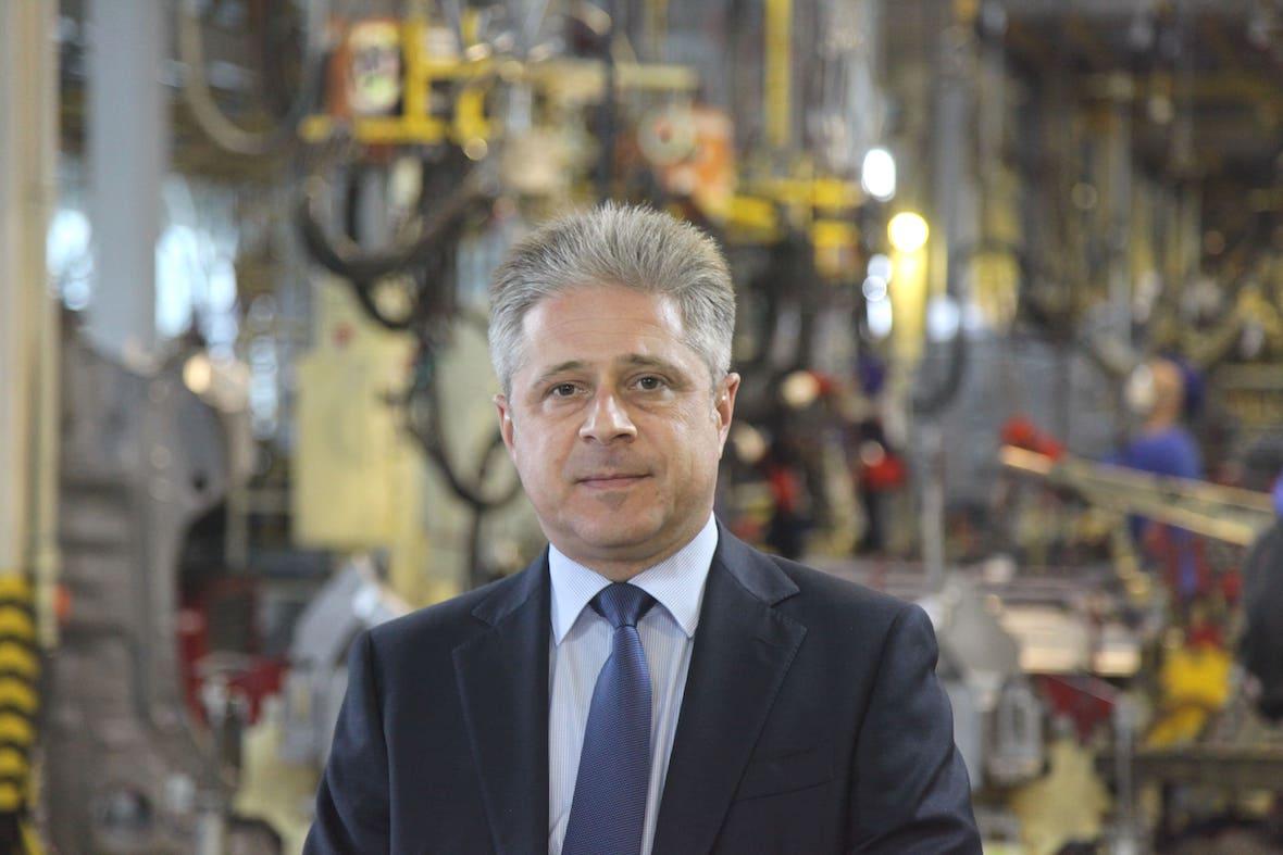 Президент-генеральный директор ООО«АВТОТОР Холдинг Менеджмент» Андрей Горбунов