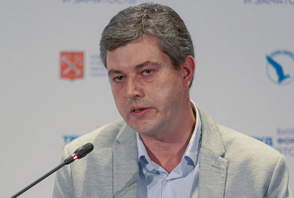 Евгений Коротков  (СПб ГАУ «Центр занятости населения Санкт-Петербурга»)