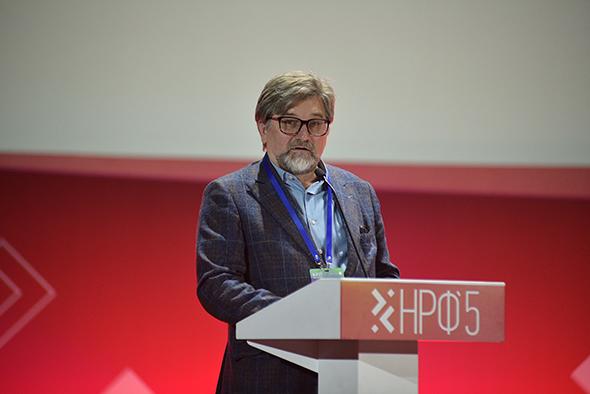 Президент АКАР Сергей Пискарев