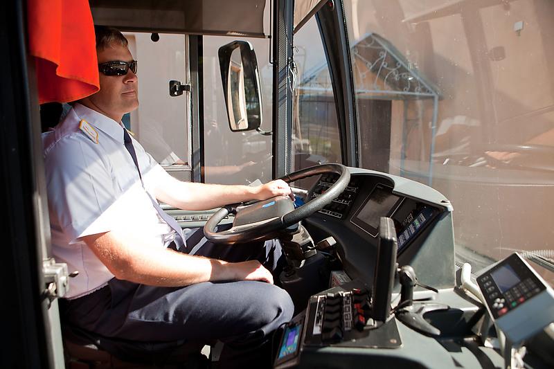 Водитель троллейбуса - одна из самых востребованных специальностей в Петербурге