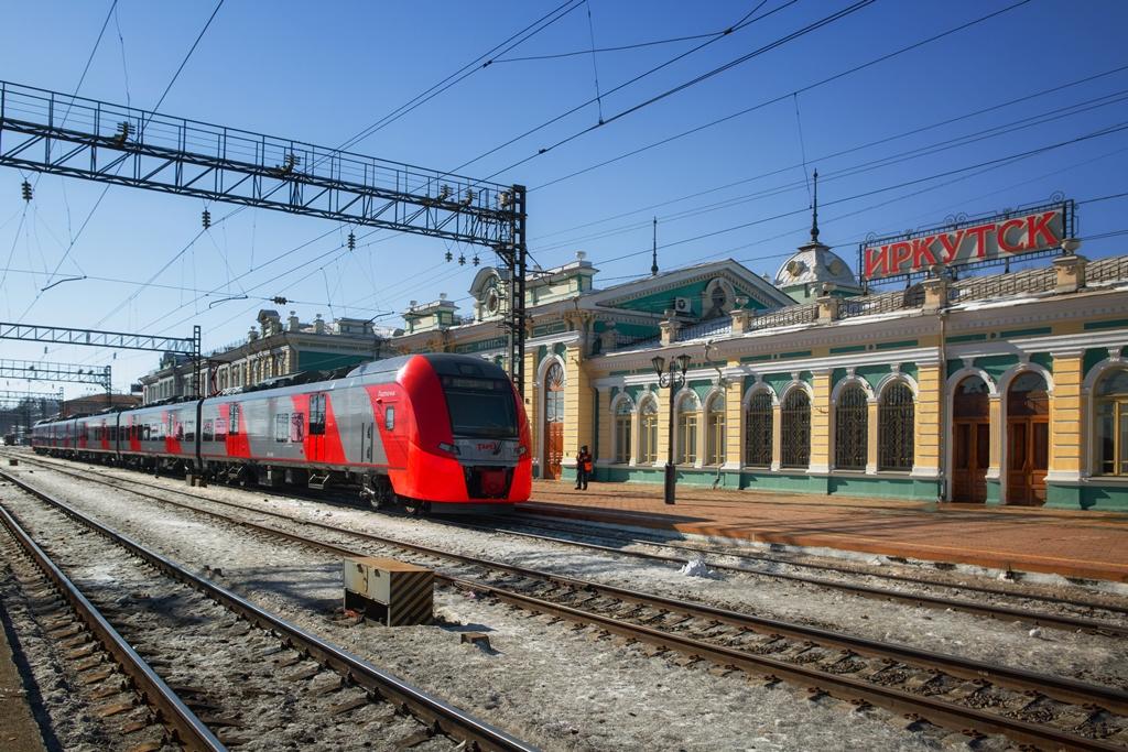 В марте 2021 года двухсистемная «Ласточка» совершила тестовую поездку из Иркутска в Улан-Удэ.