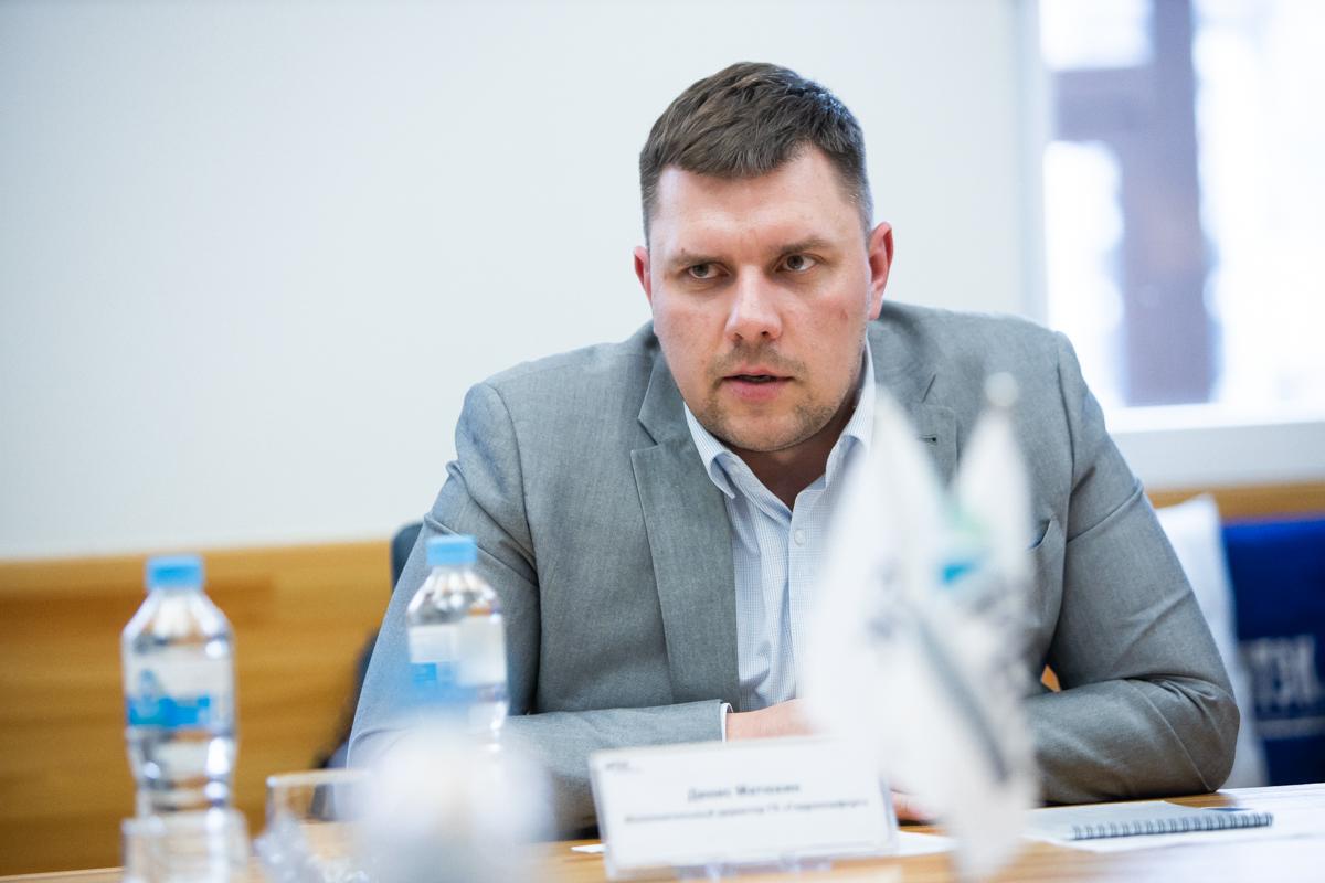 Денис Матюхин, исполнительный директор ГК «Гидрокомфорт»