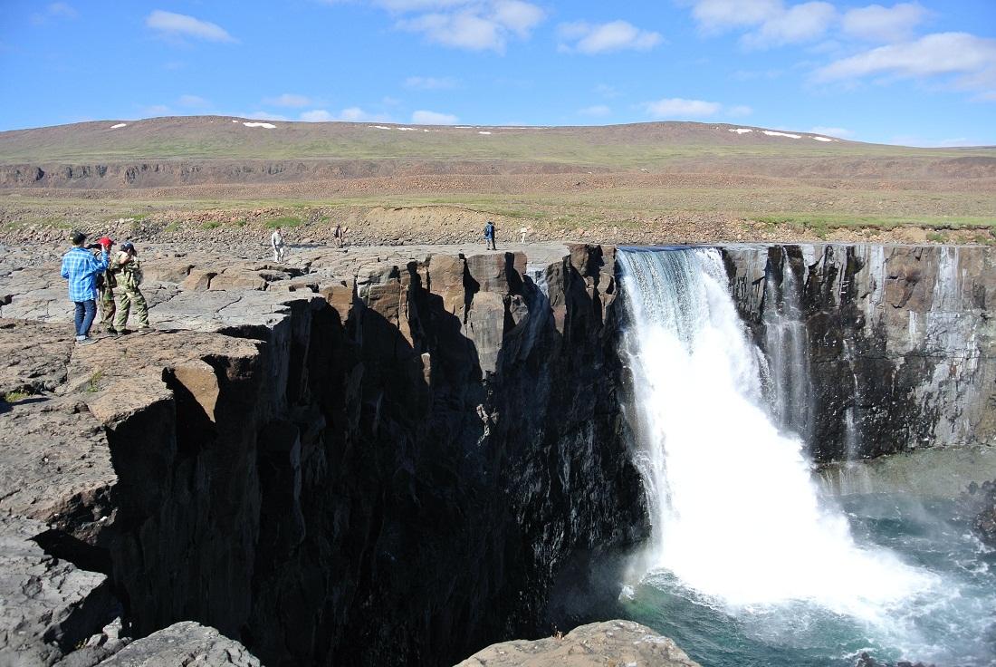 Оранский водопад