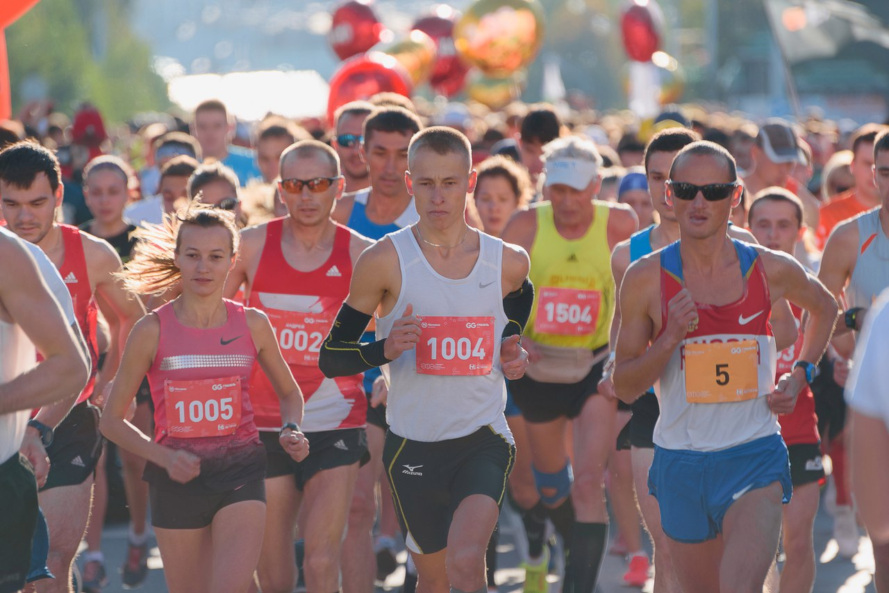 Александр Яковлев/Уфимский международный марафон/ВКонтакте