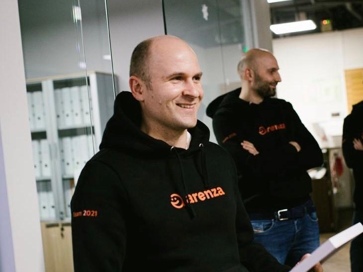 Олег Сеньков, генеральный директор лизинговой компании Arenza