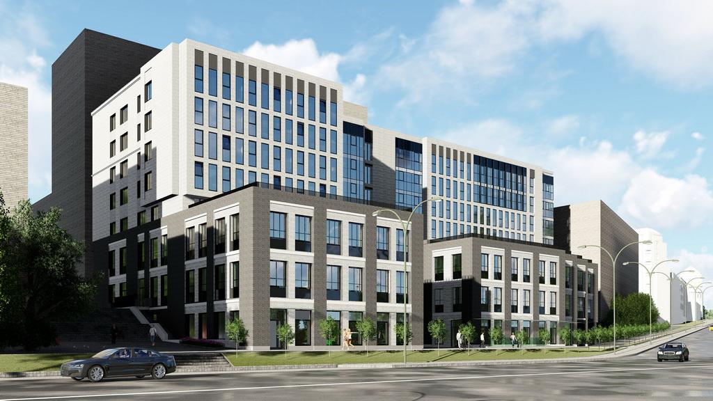 Сити-квартал «Инские Холмы» включает здания, адаптированные под различные сферы вашего бизнеса. Планировочные решения на этапе застройки согласовываются с инвесторами