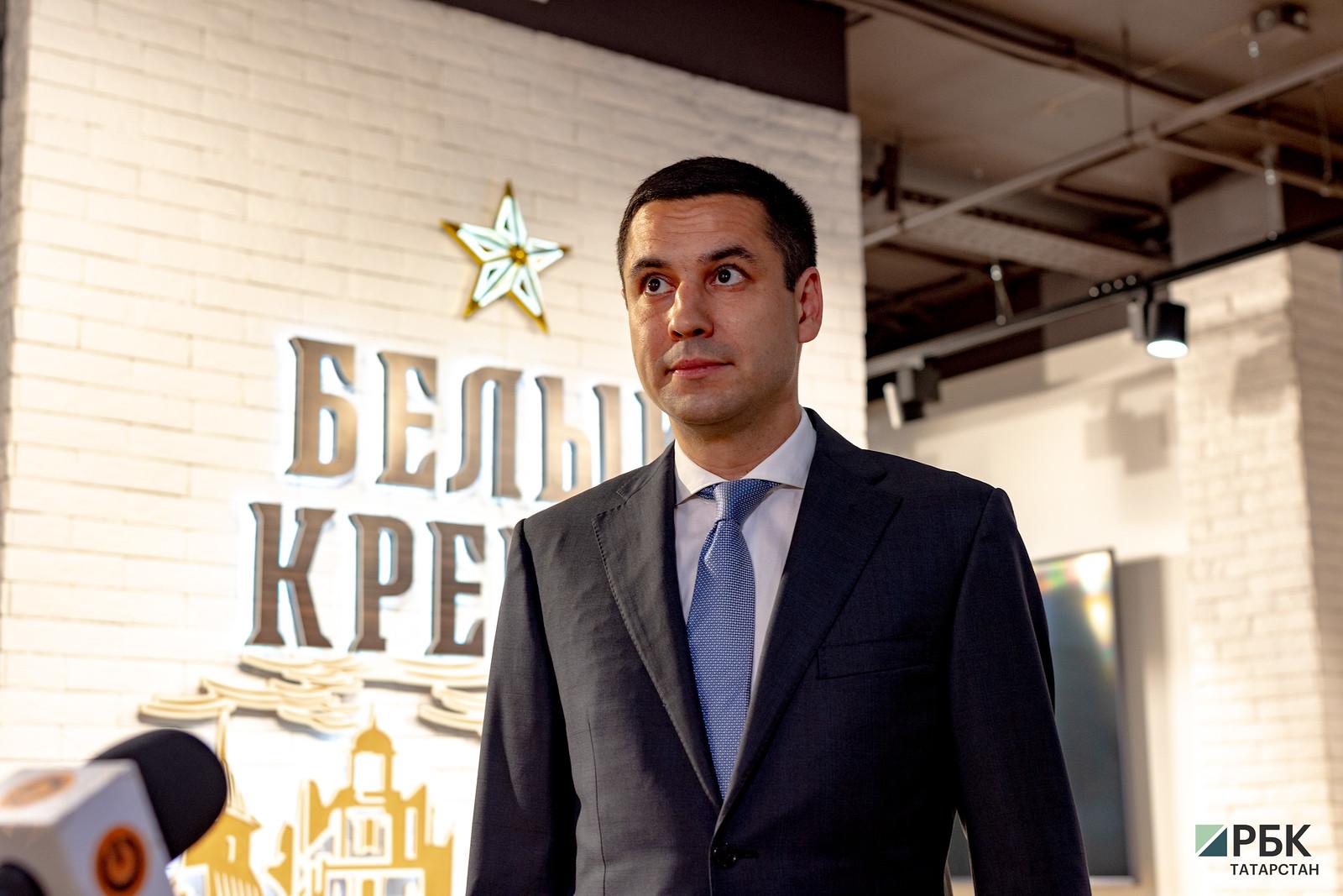 Ильдар Залаков, директор завода «Белый Кремль»