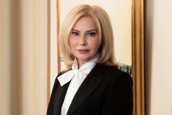 Юлия Пашковская (Гранд Отеля Европа)