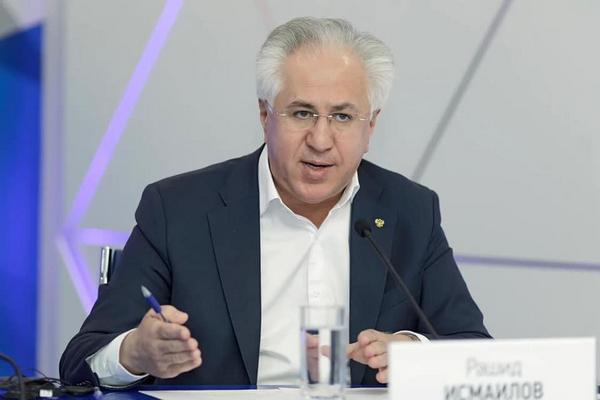 Рашид Исмаилов (Российское экологическое общество)