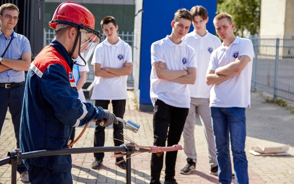 Фото: пресс-служба «Белгородэнерго»