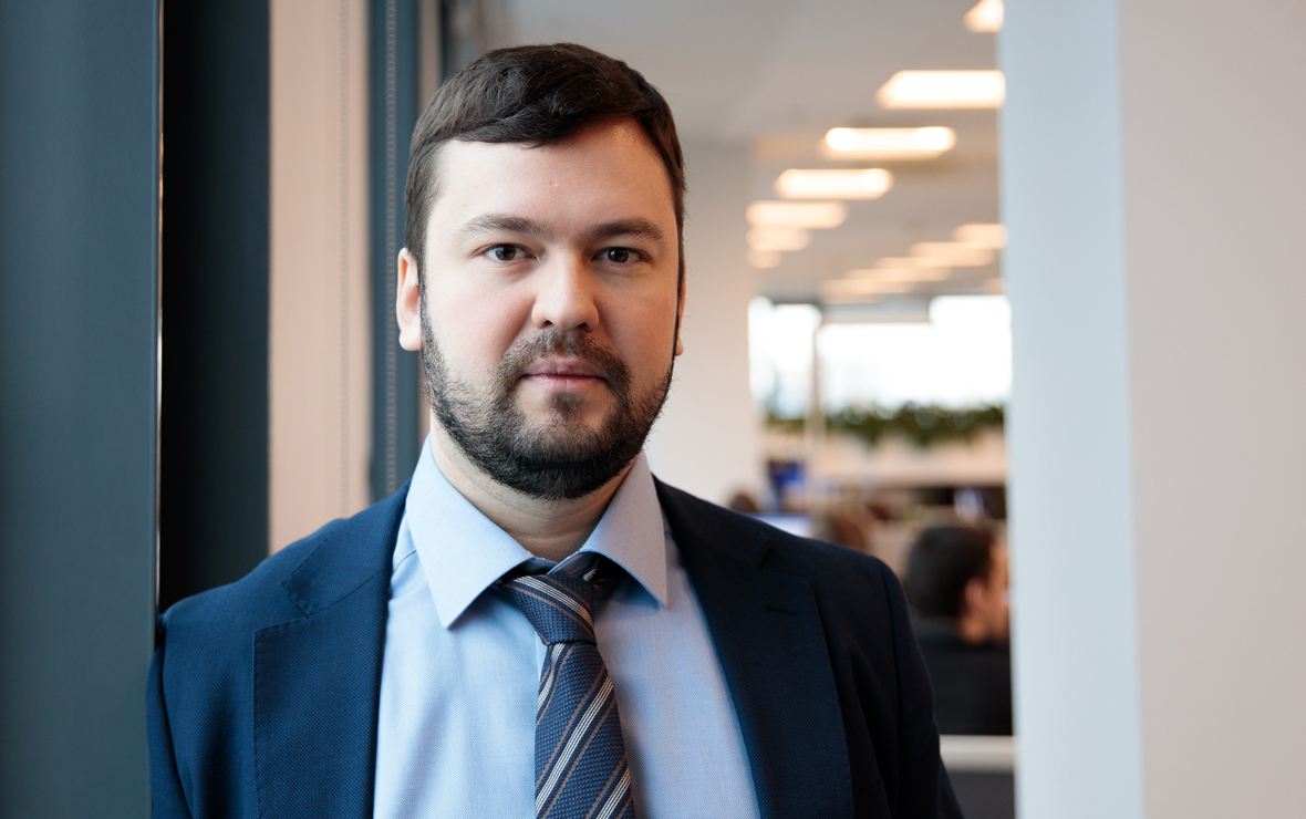 Сергей Алин, начальник управления разработки инвестиционных продуктов Газпромбанка