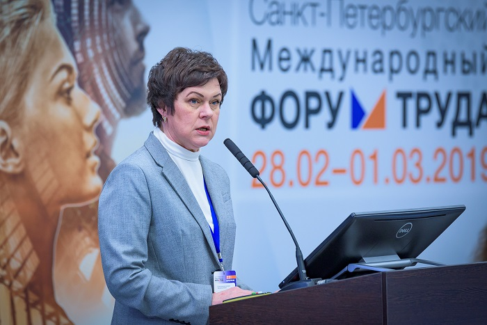 Оксана Сергеева (советник президента РФ)