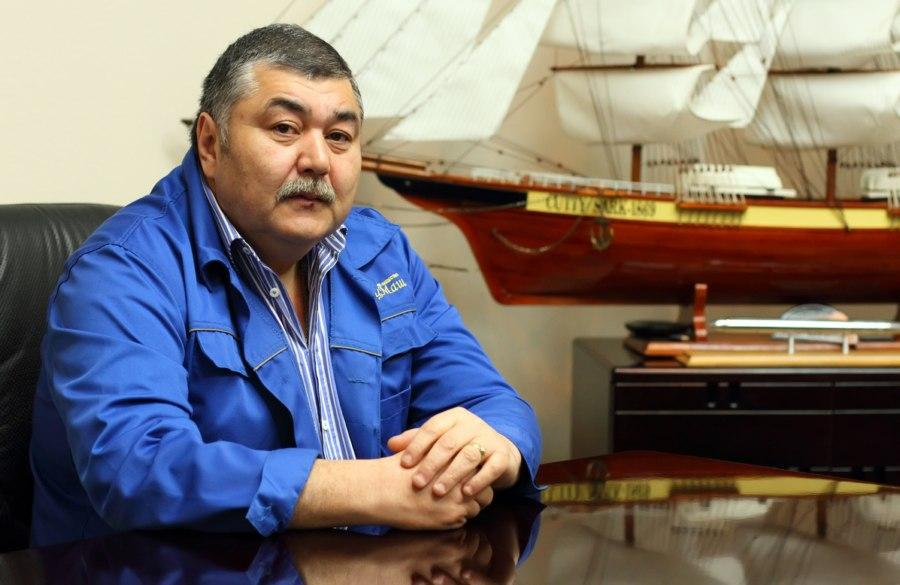 Генеральный директор ОАО «СпецМаш» Игорь Невирович