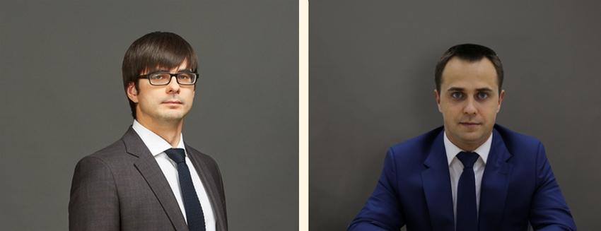 Дмитрий Водчиц (слева) и Алексей Чубаров