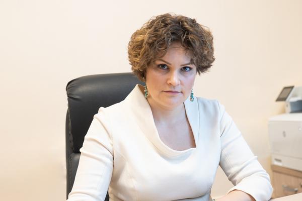 Юлия Смирнова (Комитет поинформатизации исвязи Петербурга)