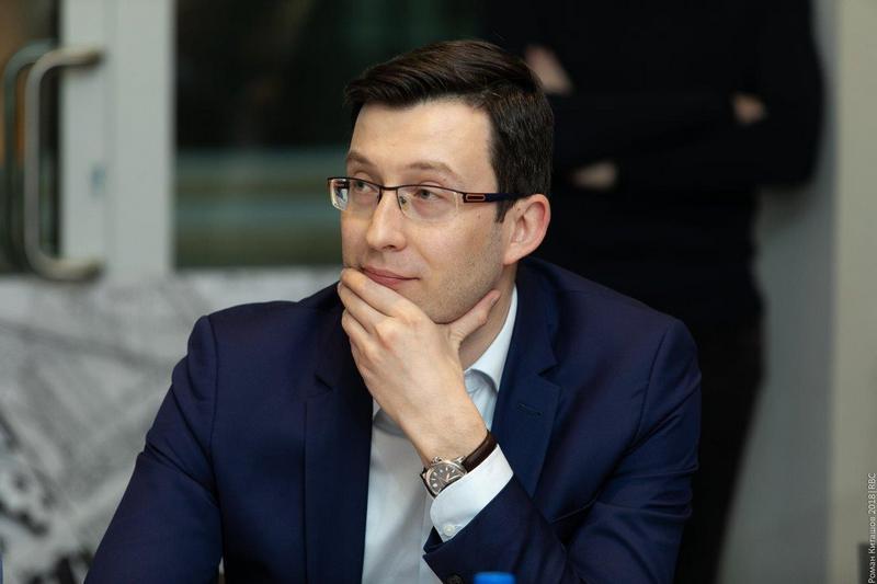 Антон Финогенов, первый заместитель председателя комитета экономического развития и инвестиционной деятельности Ленинградской области
