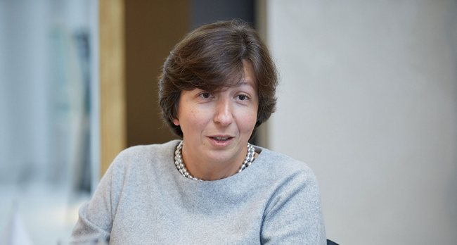 Виктория Шамликашвили (инвестор Hotel Indigo St. Petersburg Tchaikovskogo)