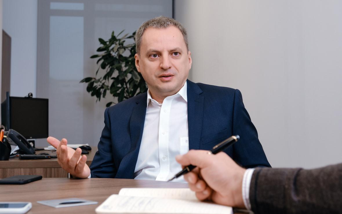 Максим Малетин (Фото: пресс-служба «МКБ Инвестиции»)