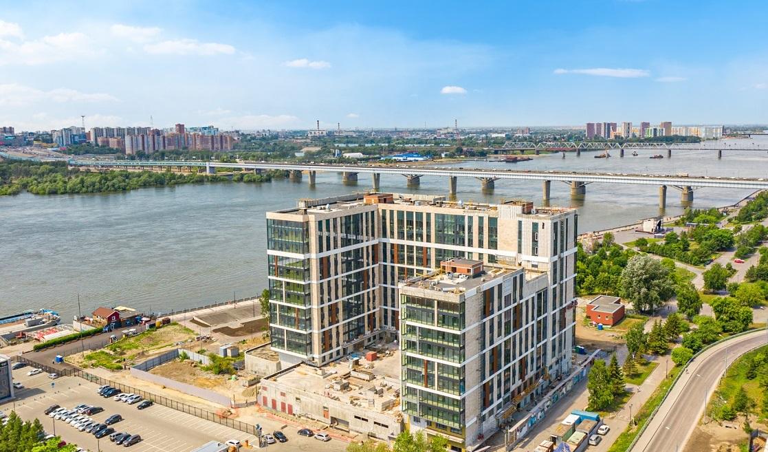 «Михайловский» строится рядом с прекрасной транспортной развязкой, что дает жителям главный жизненный ресурс — время.