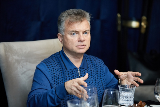 Виталий Свидовский (ГК «Теремок Санкт-Петербург»)