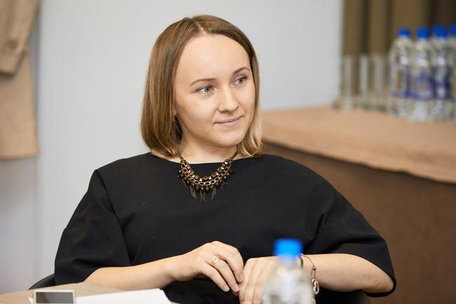 Ольга Прохорова (SWISSAM)